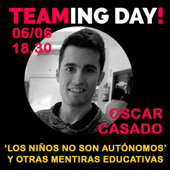 Teaming day!